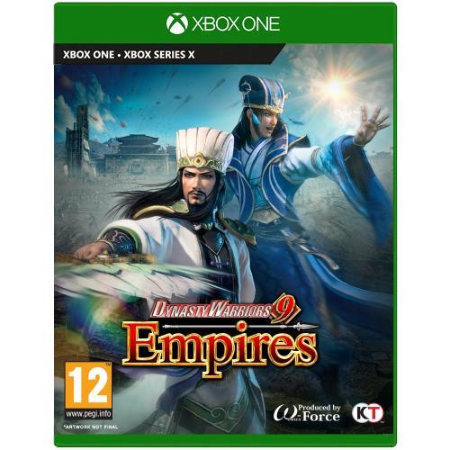 Dynasty Warriors 9 EMPIRES - JPN (voice) - E F I G S (text) BOX UK