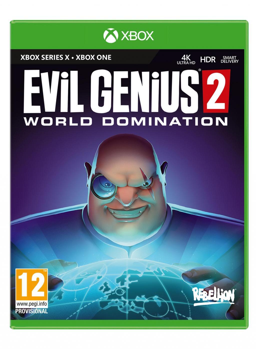 Evil Genius 2 - World Domination - XBOX ONE / XBOX SX_1