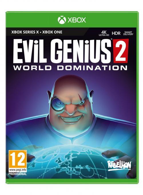 Evil Genius 2 - World Domination - XBOX ONE / XBOX SX
