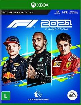 F1 2021 XBOX ONE / XBOX SX_1