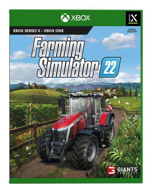 Farming Simulator 22 -XBOX ONE & XBOX SX