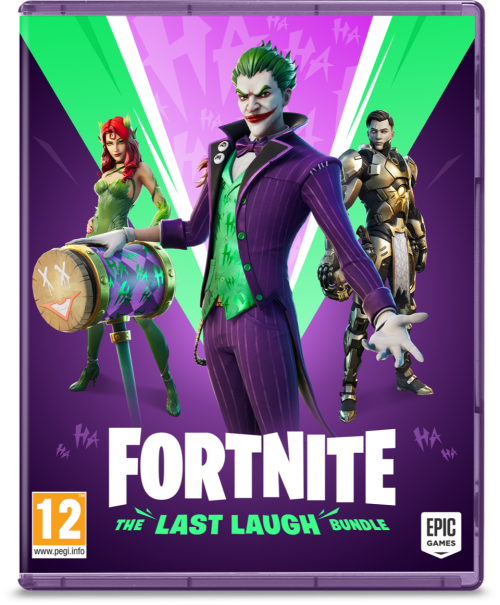 Fortnite The Last Laugh Bundle - XBOX One & Series X