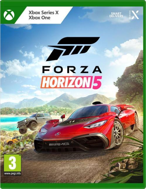 Forza Horizon 5 - XBOX ONE & XBOX SX