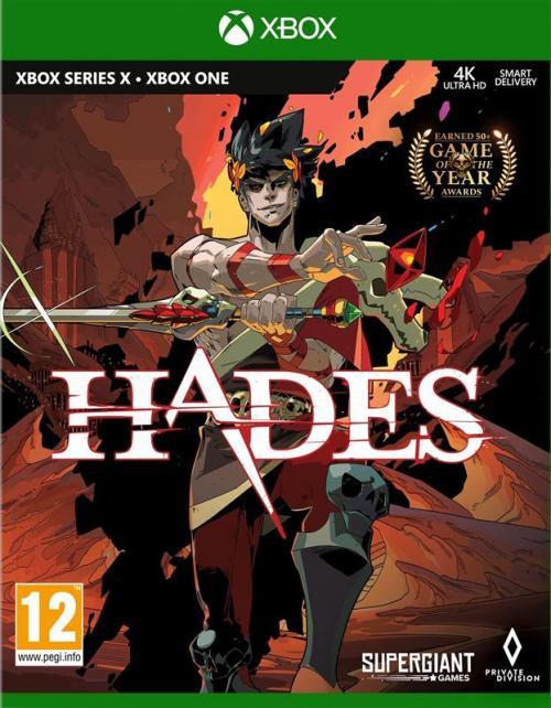 Hades - Day one Edition - XBOX ONE & XBOX SX