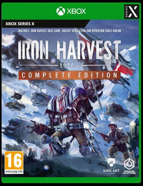 Iron Harvest Complete Edition (BOX UK)