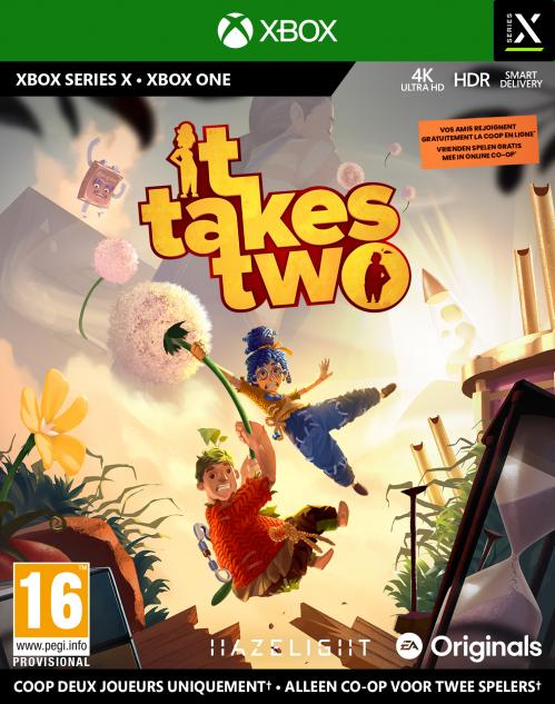It Takes Two - XBOX SX & XBOX ONE
