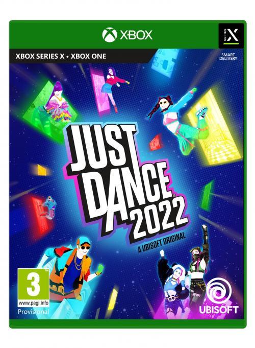 Just Dance 2022 - XBOX ONE & XBOX SX
