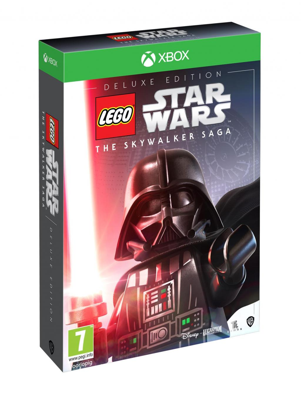 LEGO Star Wars : The Skywalker Saga Deluxe XB ONE/ SERIES X_1