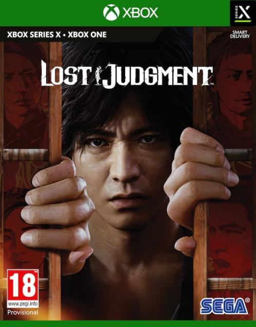 Lost Judgment - JPN UK (voice) - E F I G S (text) - XBOX ONE & XBOX SX
