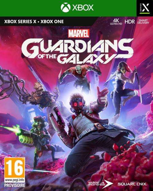 Marvel's Guardian of The Galaxy - XBOX SX & XBOX ONE