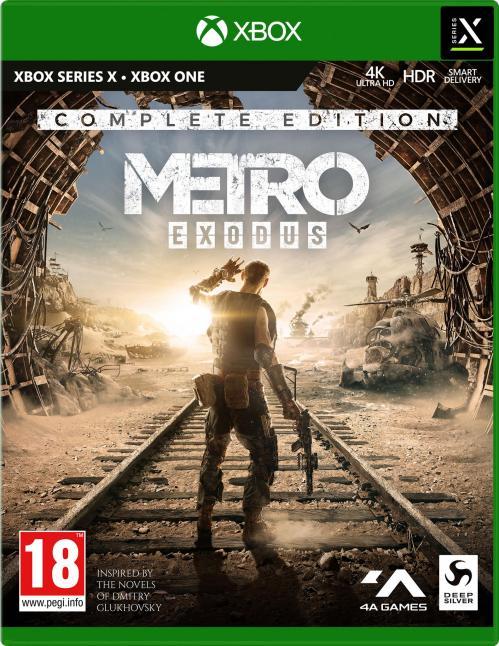 Metro Exodus Complete Edition - XBOX SX / XBOX ONE