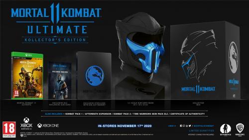 Mortal Kombat 11 Ultimate - Kollector's  Edition