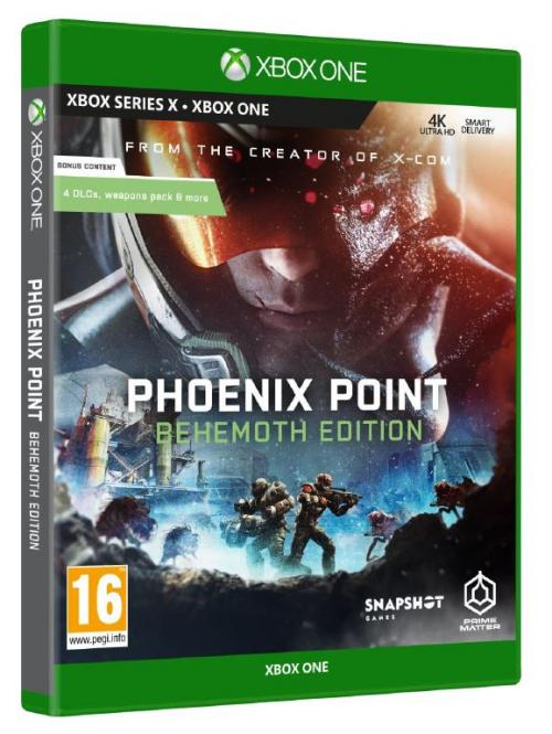 Phoenix Point - Behemoth Edition - XBOX ONE & XBOX SX