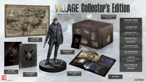 Resident Evil Village Collector's Edition* XBOX ONE / XBOX SX