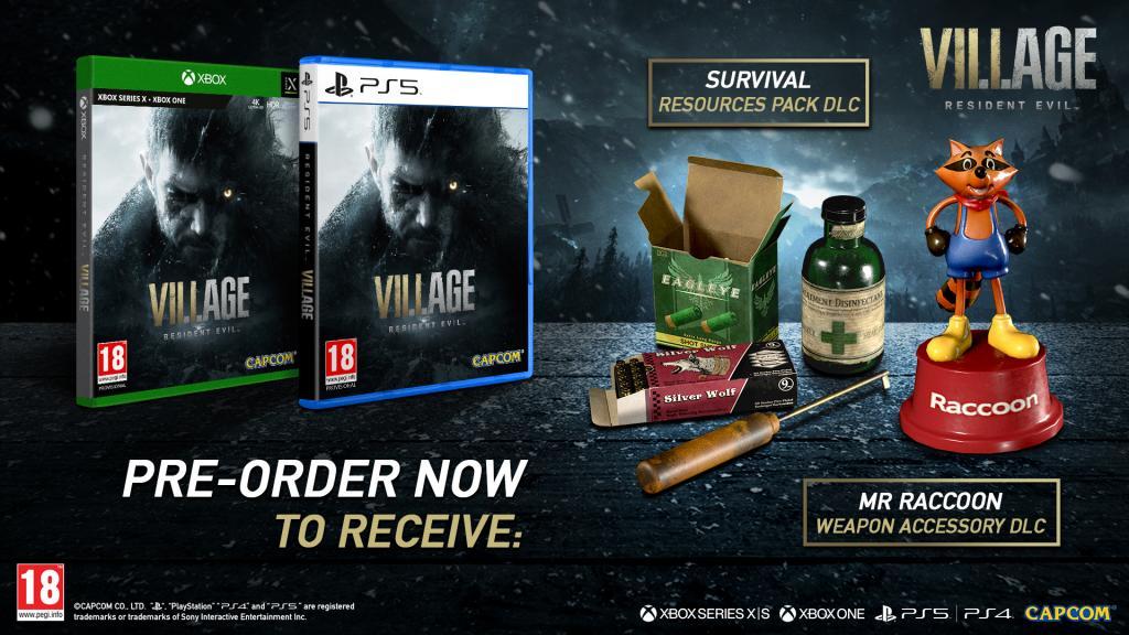 Resident Evil Village - XBOX SX & XBOX ONE_1