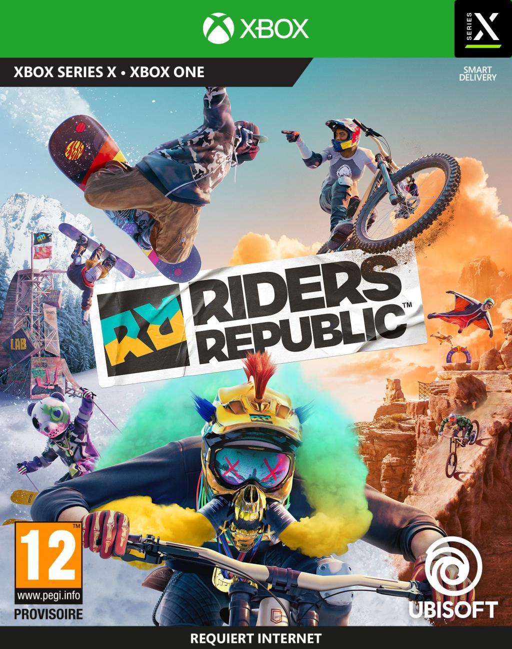 Riders Republic - XB ONE / XB SERIES X_1