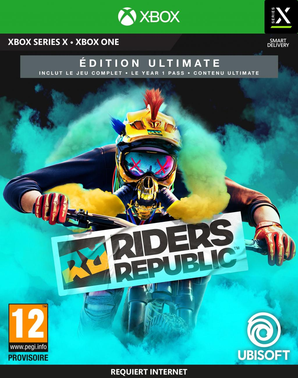 Riders Republic ULTIMATE - XB ONE / SERIES X_1