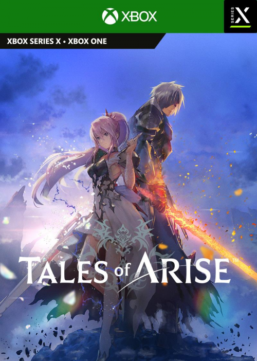 Tales of Arise - XBOX ONE & XBOX SX