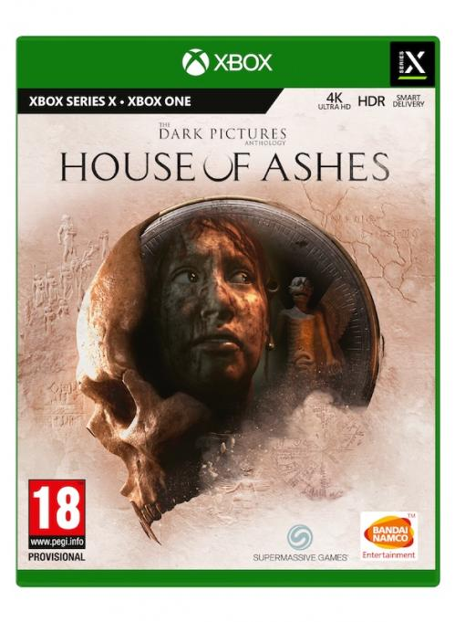 The Dark Pictures Anthology: House of Ashes - XBOX ONE & XBOX SX