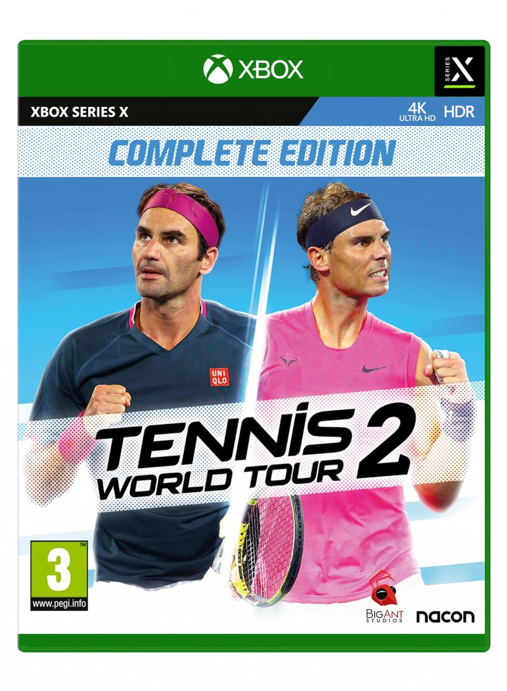 Tennis World Tour 2 - Complete Edition_1