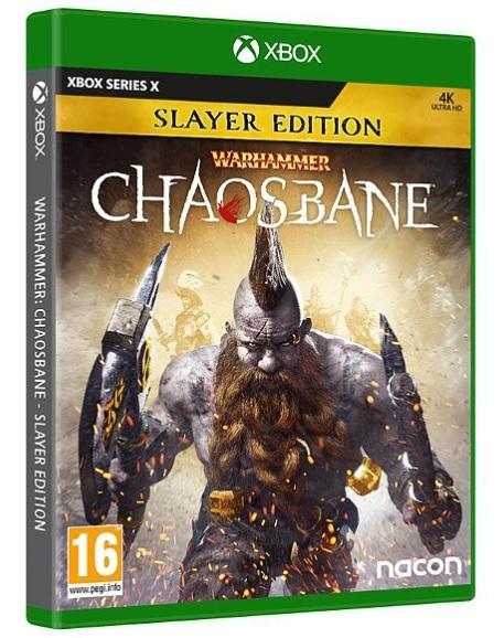 Warhammer Chaosbane Slayer Edition