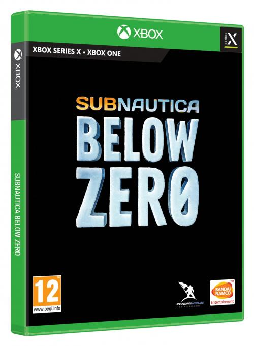Subnautica: Below Zero XBOX SX / XBOX ONE