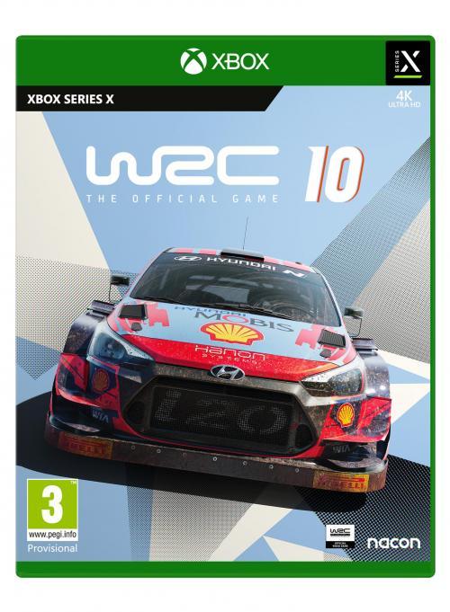 WRC 10 - XBOX SX